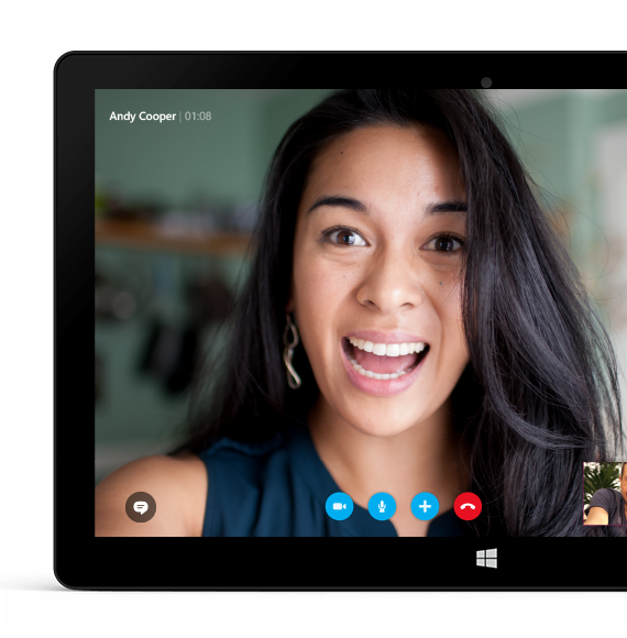 Scopri la comunità Skype.